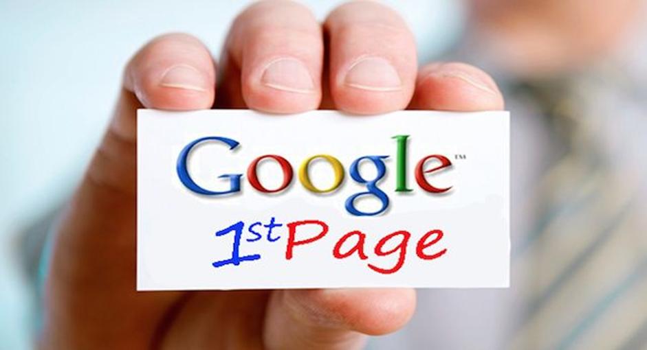 Top 1 Google là mục tiêu hàng đầu